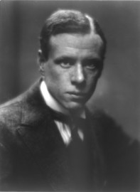 Come si pronuncia Sinclair Lewis - Photo by Arnold Genthe