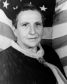 Come si pronuncia Gertrude Stein - Photo by Carl Van Vechten