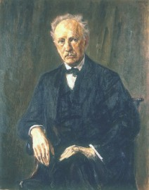 Come si pronuncia Richard Strauss - Portrait by Max Liebermann