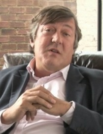 Come si pronuncia Stephen Fry - Freedom Fry — Happy birthday to GNU