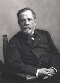 Come si pronuncia Louis Pasteur - Photo by Nadar