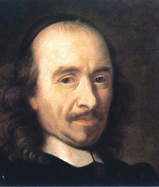Come si pronuncia Pierre Corneille - Portrait of Pierre Corneille