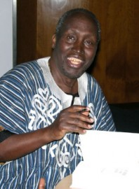 Come si pronuncia Ngũgĩ wa Thiong'o - Photo by David Mbiyu