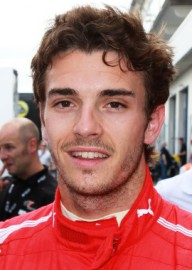 Come si pronuncia Jules Bianchi - Photo by Henry Mineur