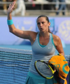 Come si pronuncia Roberta Vinci - Photo by Tatiana from Moscow