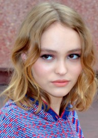 Come si pronuncia Lily-Rose Depp - Photo by Georges Biard