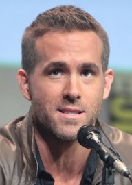 Come si pronuncia Ryan Reynolds - Photo by Gage Skidmore