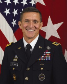 Come si pronuncia Michael Flynn - Photo by Defense Intelligence Agency