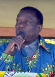 Come si pronuncia Emmerson Mnangagwa - Photo by Zimbabwe HOPE TV