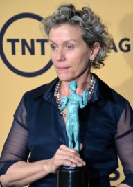 Come si pronuncia Frances McDormand - Photo by Red Carpet Report on Mingle Media TV