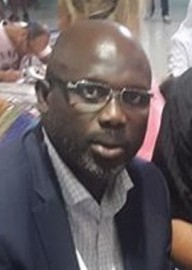Come si pronuncia George Weah - Photo by Mahmoud Kochlef