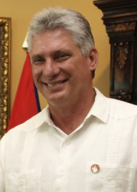 Come si pronuncia Miguel Díaz-Canel - Photo by Presidencia El Salvador