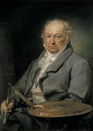 Come si pronuncia Francisco Goya - Portrait by Vicente López y Portaña
