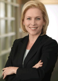 Come si pronuncia Kirsten Gillibrand - Photo by Senator Gillibrand's official 2010 campaign Flickr account