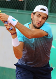 Come si pronuncia ​Matteo Berrettini - Photo by Si.robi
