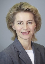 Come si pronuncia Ursula von der Leyen - Photo by Laurence Chaperon