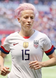 Come si pronuncia Megan Rapinoe - Photo by Jamie Smed