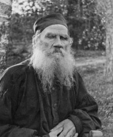 Come si pronuncia Lev Nikolaevič Tolstoj (Lev Nikolayevich Tolstoy) - Photo by F. W. Taylor