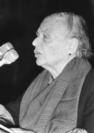 Come si pronuncia Marguerite Yourcenar - Photo by Anefo/Croes, R.C.