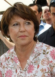 Come si pronuncia Martine Aubry - Photo by Dudou