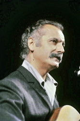 Come si pronuncia Georges Brassens - Photo by Roger Pic