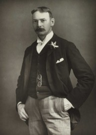 Come si pronuncia Jerome K. Jerome - Photo by National Media Museum from UK