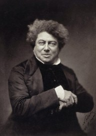 Come si pronuncia Alexandre Dumas - Photo by Nadar