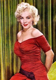 Come si pronuncia Marilyn Monroe - Photo by New York Sunday News