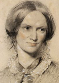 Come si pronuncia Charlotte Brontë - Portrait by George Richmond