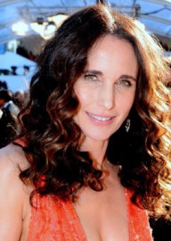 Come si pronuncia Andie MacDowell - Photo by Georges Biard