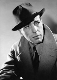 Come si pronuncia Humphrey Bogart - Published by The Minneapolis Tribune-photo from Warner Bros