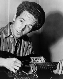 Come si pronuncia Woody Guthrie