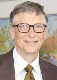 Come si pronuncia Bill Gates - Photo by DFID - UK Department for International Development