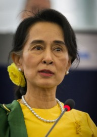 Come si pronuncia Aung San Suu Kyi - Photo Claude Truong-Ngoc