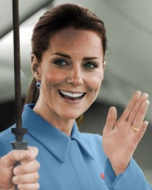 Come si pronuncia Kate Middleton - Photo by Ricky Wilson