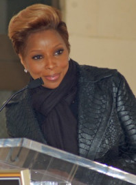 Come si pronuncia Mary J. Blige - Photo by Angela George