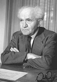 Come si pronuncia David Ben-Gurion - Official portraits