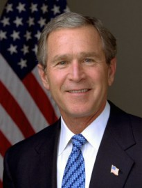 Come si pronuncia George W. Bush - Photo by Eric Draper