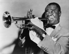 Come si pronuncia Louis Armstrong - Photo by World-Telegram