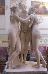 Come si pronuncia Antonio Canova - The Three Graces