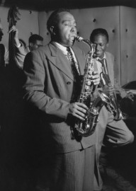 Come si pronuncia Charlie Parker - Photo by William P. Gottlieb
